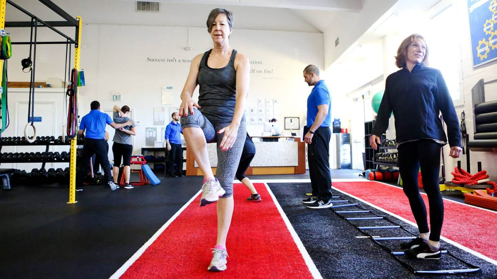 Mint Condition Fitness Semi-private training