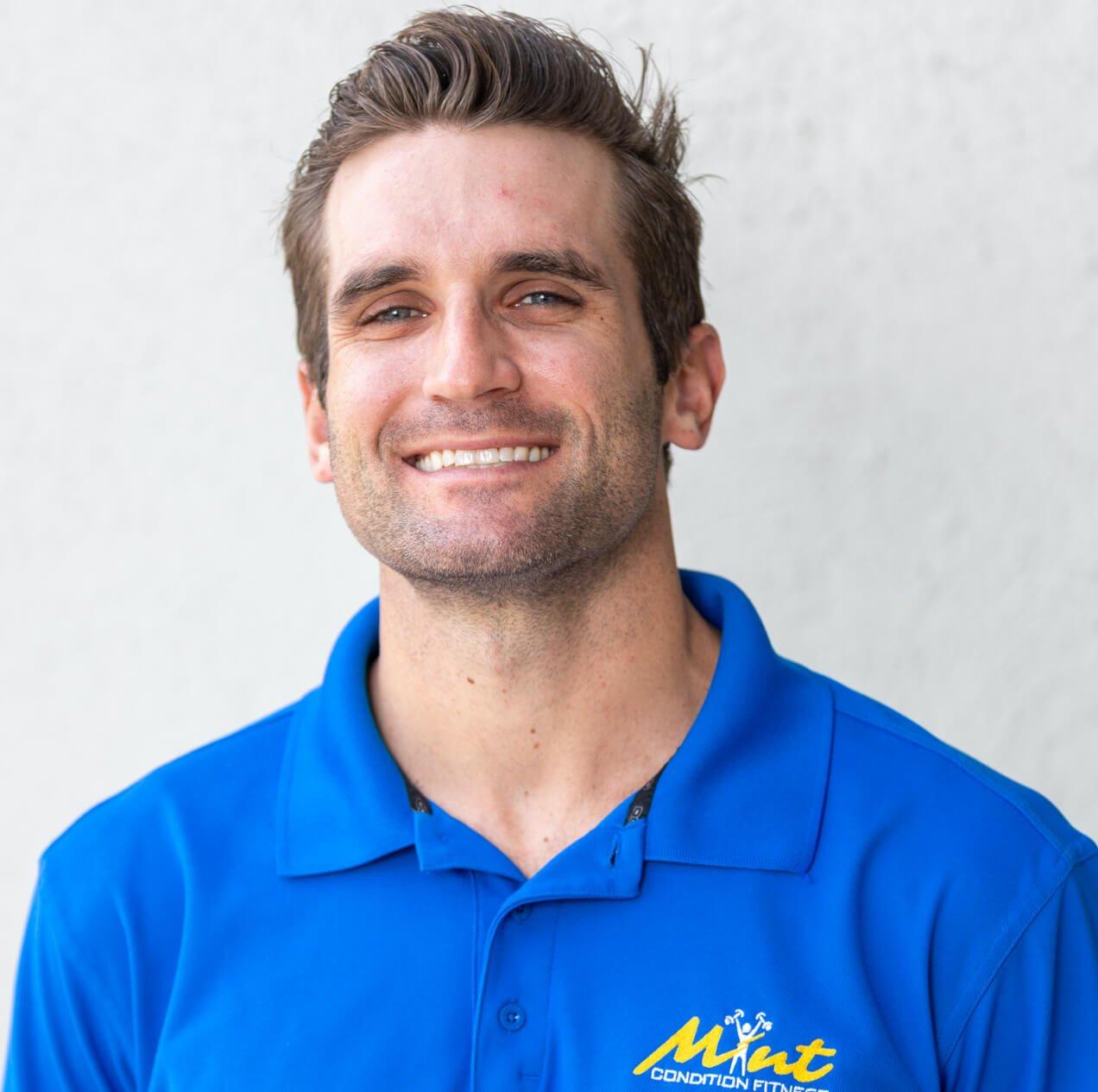 Max Ferrero Fitness Trainer Coach